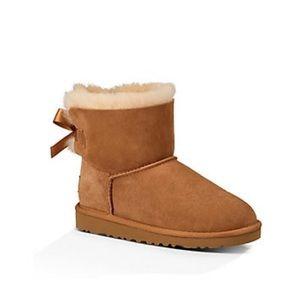 UGG Bailey Mini Bow Boot